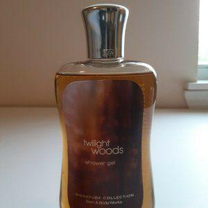 Bath Body Works Twilight Woods Body Wash
